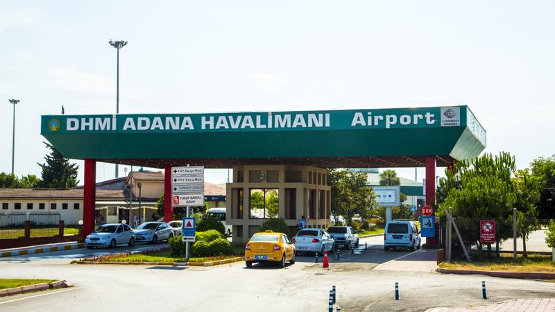 аэропорт Адана такси