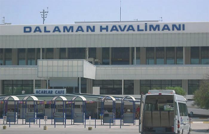 Аэропорт Даламан такси