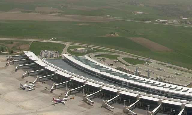 Такси из аэропорта Анкары