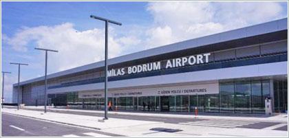 аэропорт Бодрум такси
