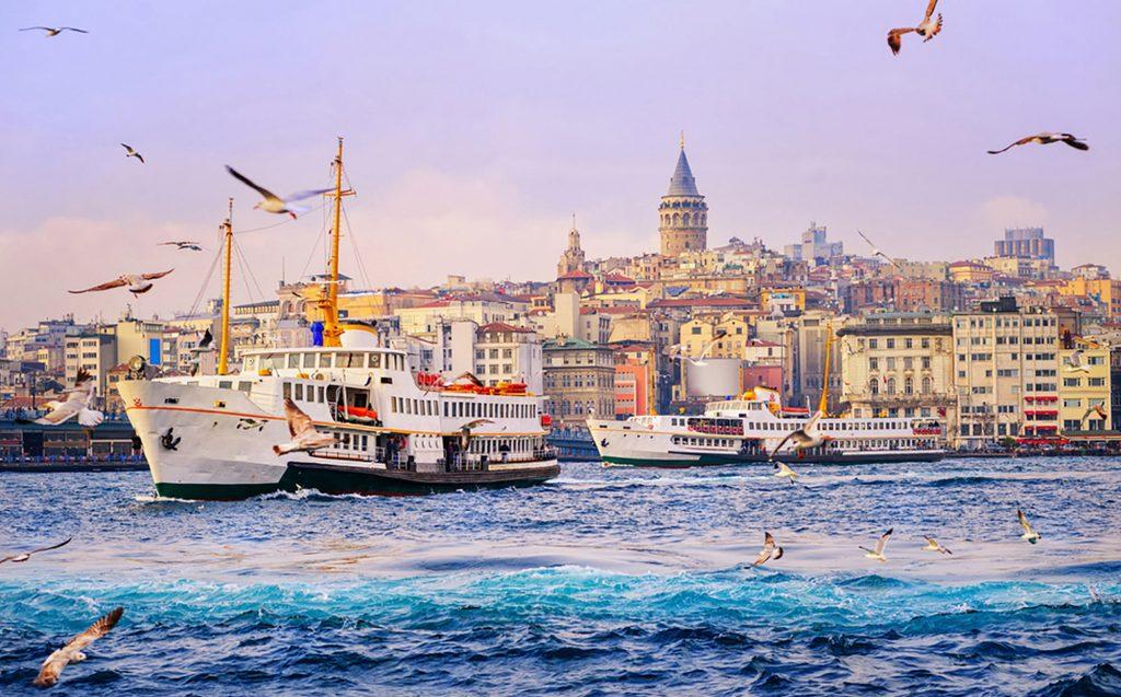 Стамбул такси из аэропорта
