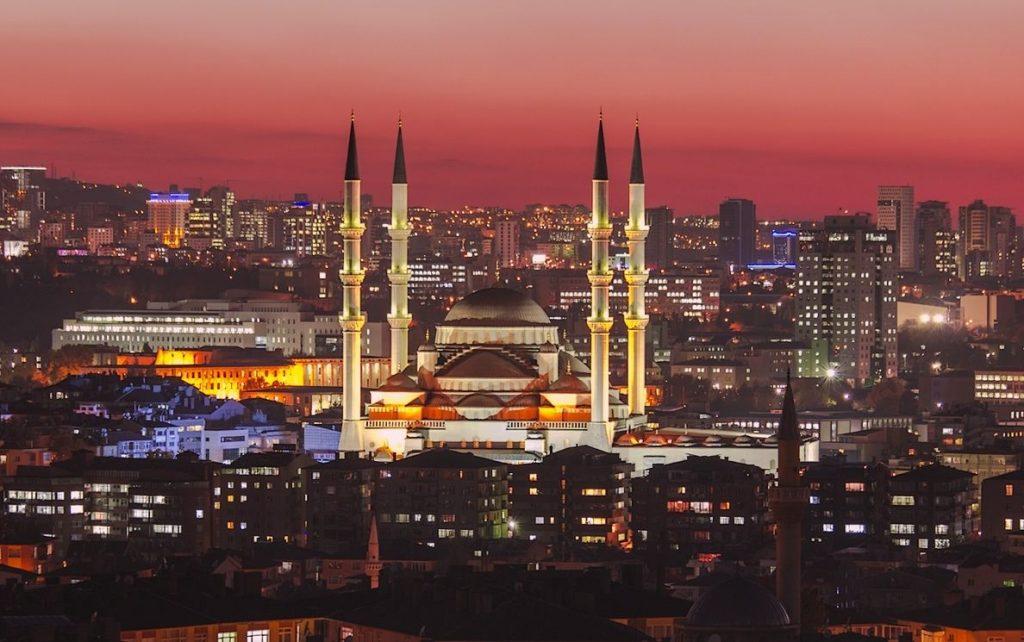 Анкара такси из аэропорта